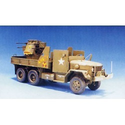 AFV Club 35034 1:35 US M35A1 Quad50 Gun Truck Vietnam