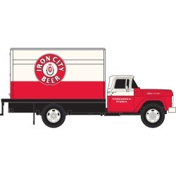 Classic Metal Works 30428 HO 1960 Ford F-500 Box-Body Delivery Truck - found on Bargain Bro Philippines from Trainz for $17.09