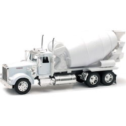 New-Ray 10533C 1:32 Kenworth W900 Cement Mixer found on Bargain Bro India from Trainz for $19.49