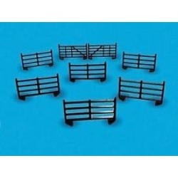 Peco 5085 HO Fences & Gates (16) found on Bargain Bro India from Trainz for $4.65