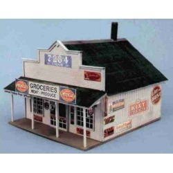 Blair Line 080 N Blairstown General Store Laser-Cut Building Kit found on Bargain Bro India from Trainz for $26.49