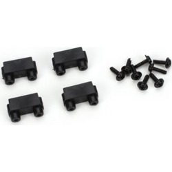 Athearn 84028 New Motor Mounting Pads with Screws (4)
