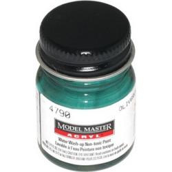 Testors 4790 OLIVGRUN RLM 80 1/2 Ounce Model Master Semi-Gloss Acrylic