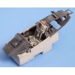 Aires Hobby 7050 1:72 A10A Cockpit Set For ITA