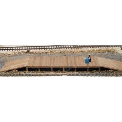 B.T.S. 27506 HO Loading Dock found on Bargain Bro Philippines from Trainz for $18.95
