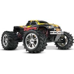 Traxxas 491041T2 T-Maxx 4WD Nitro Monster Truck, Black