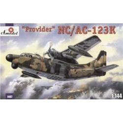 A Model from Russia 1407 1:144 NC/AC123K Provider USAF Aircraft found on Bargain Bro Philippines from Trainz for $30.49