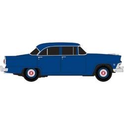 Classic Metal Works 30384 HO 1955 Ford Mainline 4-Door Sedan - Mini Me