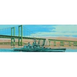 Trumpeter Models 5702 1:700 USS New Jersey BB62 Battleship 1983