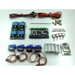 ANE Model A010 SmartSwitch, SmartFrog & Stationary Decoder w/o Hand Co