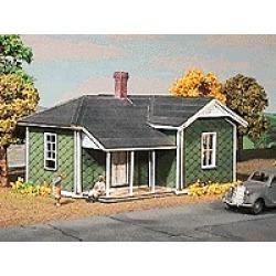 American Model Builders 151 HO Old Man Dan's House Kit