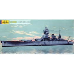 Heller 81073 1:400 Dunkerque French Battleship found on Bargain Bro India from Trainz for $74.99