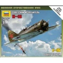 Zvezda 6254 1:144 I-16 Soviet Fighter found on Bargain Bro Philippines from Trainz for $5.59