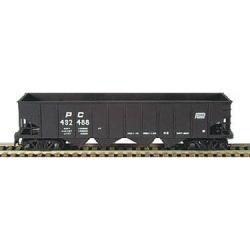 Bowser 41218 HO Pennsylvania Railroad H22 4-Bay Hopper with Clamshell