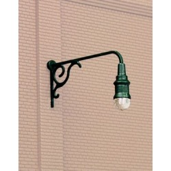 Walthers 949-4311 HO Ornate Wall-Mounted Light pkg(3) found on Bargain Bro Philippines from Trainz for $18.59