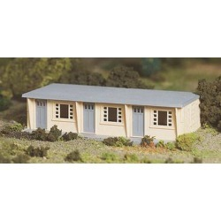Bachmann 45618 O Plasticville Motel Classic Classic Building Kit