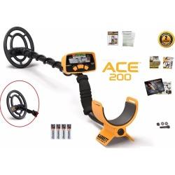 Detectors 1141070 Ace 200 Metal Detector