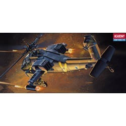 Academy 12488 1:72 AH-64A Apache US Helicopter