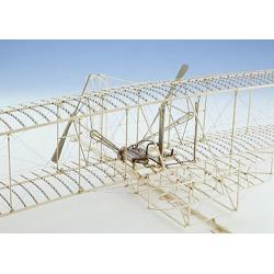 Model Shipways 1020 1:16 Wright Flyer Model Airplane Kit