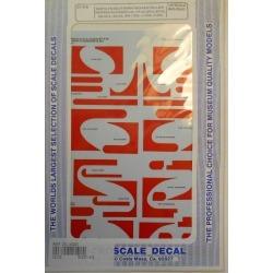 Microscale 87-476 Intermodal Equipment ITEL Rail 4- & 10-Pack Impack &