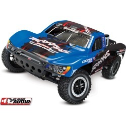 Traxxas 580342T2 Slash 2WD RTR with Audio, TQ 2.4 Radio,Blue found on Bargain Bro Philippines from Trainz for $284.99