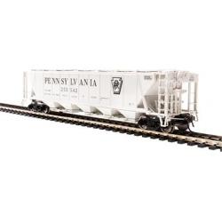 Broadway Limited 4086 HO Pennsylvania Railroad Class H32 5-Bay Hopper