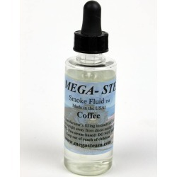 JT's Mega Steam 110 Coffee Smoke Fluid - 2 oz.