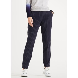 Phase Eight Women's Alice-Mae Pinstripe Trousers, Blue, Straight found on Bargain Bro UK from Phase Eight