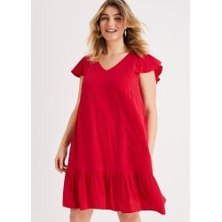Studio 8 Malin Swing Dress, Red, Swing found on MODAPINS from Phase Eight for USD $44.55