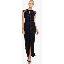 Phase Eight Elly Embroidered Maxi Dress, Blue, Maxi found on Bargain Bro UK from Phase Eight