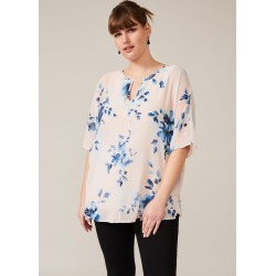 Studio 8 Polianna Floral Top, Pink, Tops found on MODAPINS from Phase Eight for USD $93.94