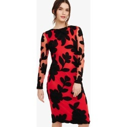 Phase Eight Daisy Tapework Lace Dress, Red, Shift found on Bargain Bro UK from Phase Eight