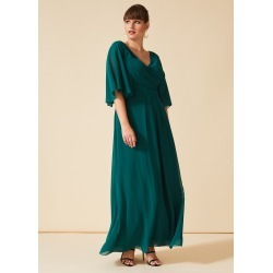 Studio 8 Opal Maxi Bridesmaid Dress, Green, Maxi found on MODAPINS from Phase Eight for USD $103.06