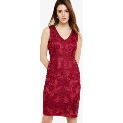 Phase Eight Constance Tapework Dress, Purple, Fitted found on Bargain Bro UK from Phase Eight