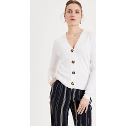 Phase Eight Camille Cardigan, White, Cardigan found on MODAPINS from Phase Eight for USD $75.16