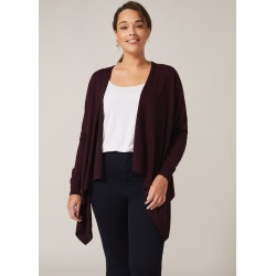 Studio 8 Freya Waterfall Cardigan, Red, Cardigan found on MODAPINS from Phase Eight for USD $97.31
