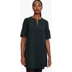 Phase Eight Cara Chain Neck Dress, Green, Swing found on Bargain Bro UK from Phase Eight