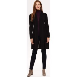 Phase Eight Lili Sheer Longline Cardigan, Black, Cardigan found on Bargain Bro UK from Phase Eight
