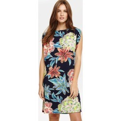 Phase Eight Delany Floral Beach Dress, Blue, Shift found on MODAPINS from Phase Eight for USD $51.62