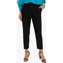 Phase Eight Women's Jill Peg Leg Trousers, Black, Straight found on Bargain Bro UK from Phase Eight