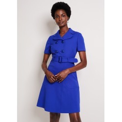 Damsel in a Dress Renu Button Dress, Blue found on MODAPINS from Phase Eight for USD $129.15