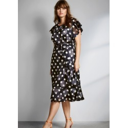 Studio 8 Viviana Spot Dress, Blue, Shift, Occasion Dress found on MODAPINS from Phase Eight for USD $93.54