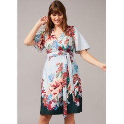 Studio 8 Bella Printed Dress, Multicoloured, Shift, Occasion Dress found on MODAPINS from Phase Eight for USD $175.35
