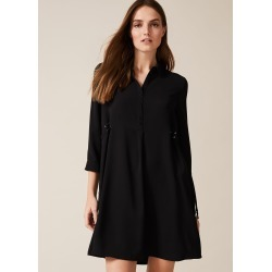 Phase Eight Esi Eyelet Tunic Dress, Black, Swing found on Bargain Bro UK from Phase Eight