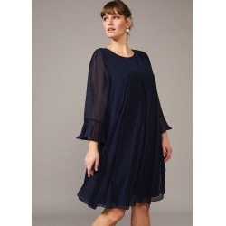 Studio 8 Skyler Swing Dress, Blue, Swing found on MODAPINS from Phase Eight for USD $113.30