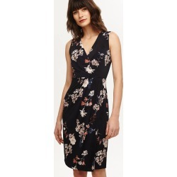 Phase Eight Fiona Floral Jersey Dress, Blue, Fitted found on Bargain Bro UK from Phase Eight