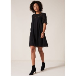 Phase Eight Anjelica Swing Dress, Black, Swing found on MODAPINS from Phase Eight for USD $97.72