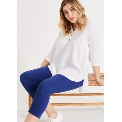 Studio 8 Women's Courtney Crop Trousers, Blue, Skinny found on Bargain Bro UK from Phase Eight
