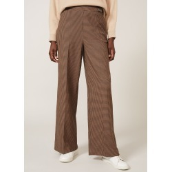 Phase Eight Women's Vye Dogtooth Wide Leg Trouser, Black, Wide found on Bargain Bro UK from Phase Eight
