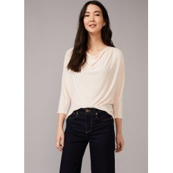 Phase Eight Morgan Cowl Neck Top, Pink, Tops found on Bargain Bro UK from Phase Eight